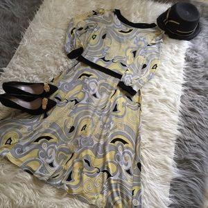 NWOT, Julie Mitchell, urban collection dress, M.